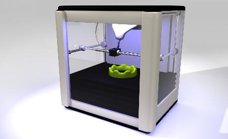 3D Druckmaschine